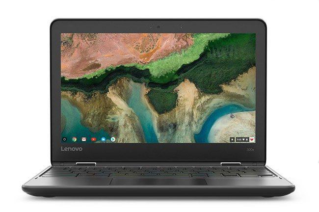 Lenovo Chromebook 300e, Chrome, 8173C, 4G, 32G, 1yr